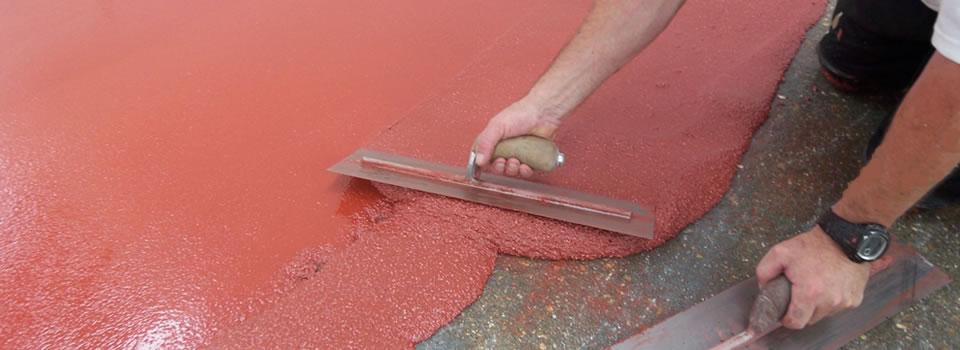 Pavimentos de resina epoxi for Pavimentos y suministros del sur