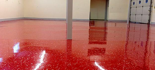 Pavimento continuo de resina epoxi - epoxy