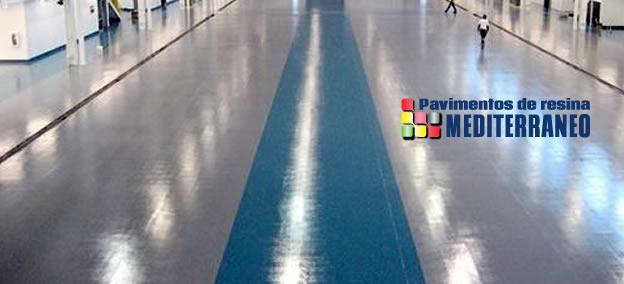 Más sobre pavimentos de resina