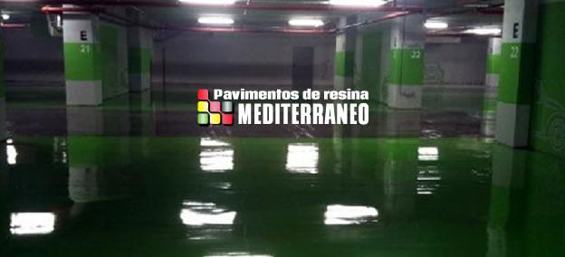 10 pavimento para garaje