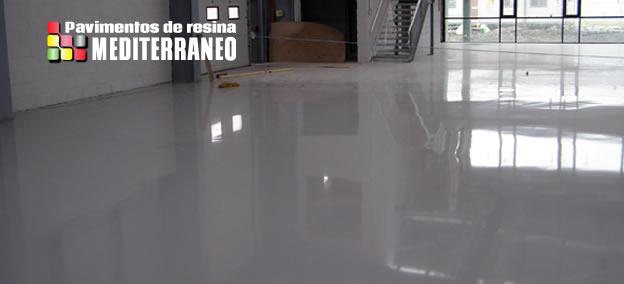 Más sobre la aplicación del pavimento resina epoxi